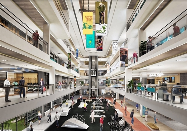 Bt1-bn plus makeover as Thaniya Plaza looks to the future