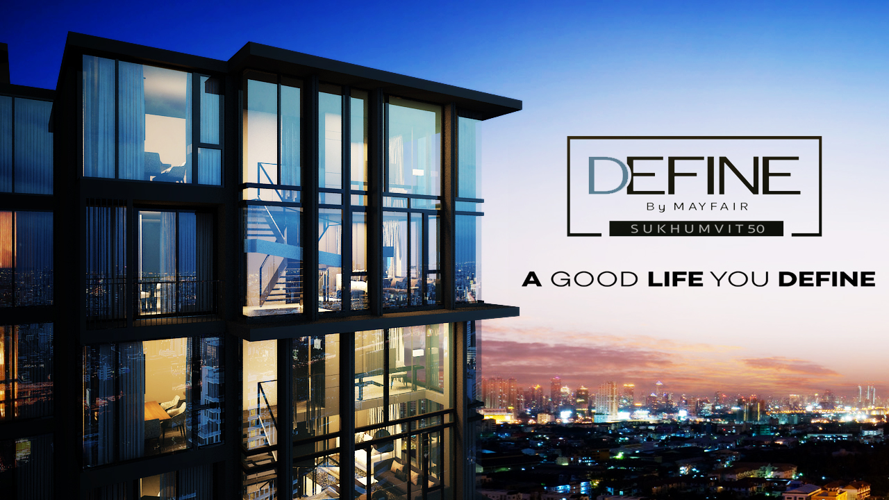 DEFINE by Mayfair Sukhumvit 50